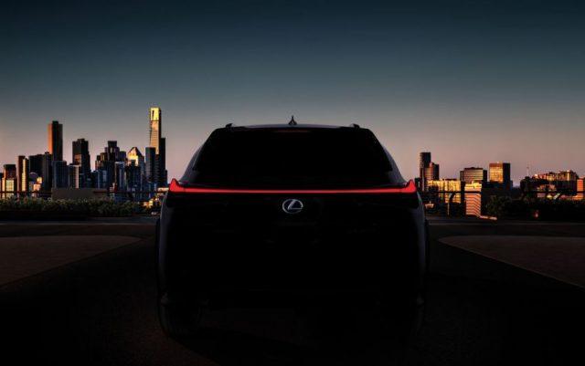 Lexus UX das neue Crossover Modell Weltpremiere auf dem Genfer Autosalon 2018 Foto: © Lexus