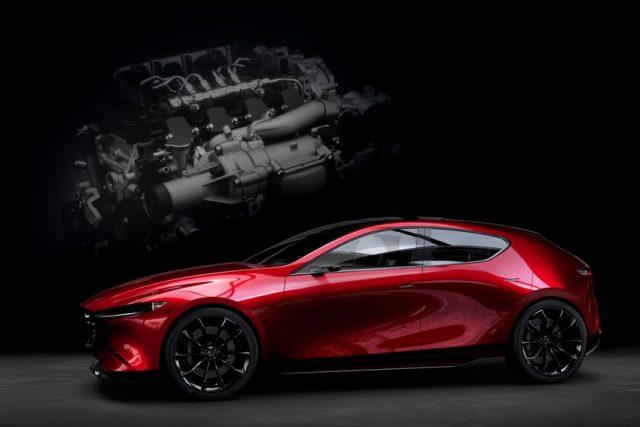 Mazda KAI_Tech und KODO Design der Zukunft Foto: © Mazda