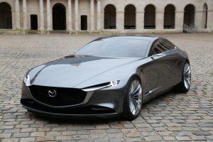 Mazda VISION COUPE Foto: © Mazda