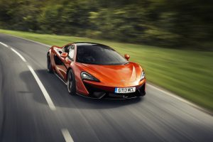 McLaren 570GT Foto : © McLaren