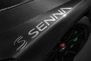 McLaren Senna Carbon Theme by MSO Foto: © McLaren Automotive