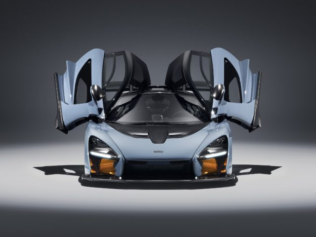 McLaren Senna Foto:© McLaren Automotive Limited