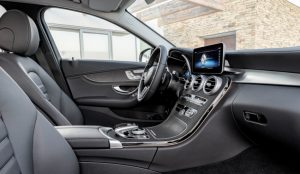 Mercedes-Benz C-Klasse T-Modell Exclusive, Exterieur: mojavesilber, Interieur: Leder magma/espresso Foto: © Daimler AG