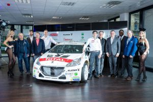 PEUGEOT TEAM ROMO und Partner © Peugeot