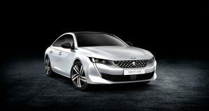 Der neue Peugeot 508 Foto: © Peugeot
