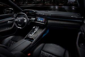 Der neue Peugeot 508 mit i-Cockpit Foto: © Peugeot