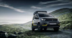PEUGEOT RIFTER 4x4 CONCEPT Foto:: © Peugeot