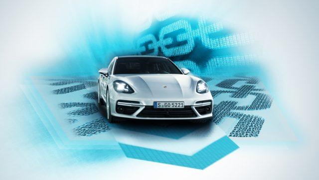 Porsche bringt Blockchain ins Auto Foto: © Porsche