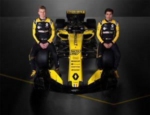 Renault R.S.18, Nico Hülkenberg, Carlos Sainz, R.S.18, Renault MotorSport, Formel 1, 2018 Foto: © Renault F1