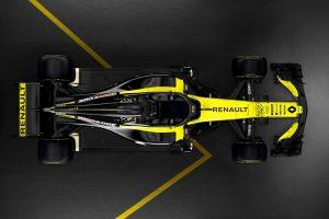 MotorSport, Formel 1, 2018 F1 Foto:© Renault F1