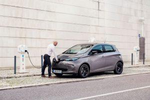 Renault ZOE bleibt das meistgekaufte Elektrofahrzeug auf dem europäischen Markt Foto: © Renault