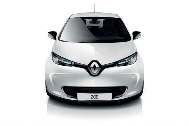 Renault ZOE Modelljahr 2018 Foto: © Renault