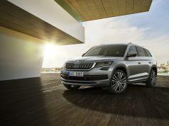 Skoda Kodiaq Laurin&Klement Topversion des großen SUV Weltpremiere in Genf Foto: © Skoda