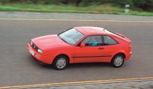 VW Corrado (1988) Foto: © Volkswagen AG