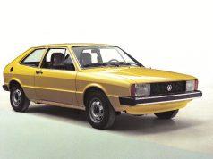 VW Scirocco (1975) Rückblick: drei Generationen Volkswagen Scirocco Foto: © Volkswagen AG