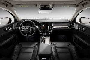 Neuer Volvo V60 T6 AWD Innenraum  Foto: © Volvo
