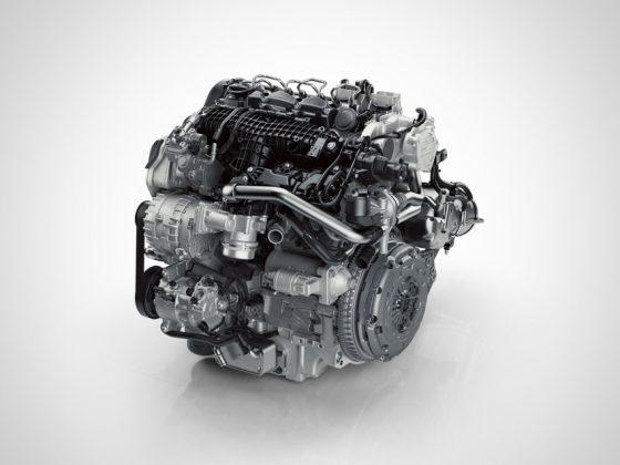 Volvo XC40 2018 Drive-E 4 Zylinder Diesel Motor - D3/D2 Foto: © Volvo