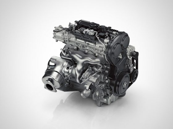 Volvo XC40 Drive-E 4 Zylinder Benzin Motor- T4/T3/T2 Foto: © Volvo
