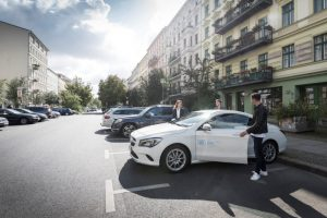 Einzigartige Wachstumsgeschichte: car2go knackt Drei-Millionen-Kunden-Marke Foto: © Mercedes