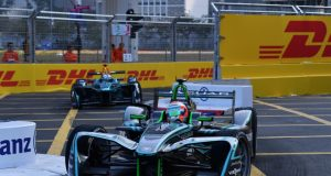 FIA Formel E Panasonic Jaguar Racing Foto: © Jaguar