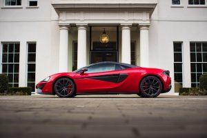 McLaren 570S Spider zum Valentinstag Foto: © McLaren Automotive Limited