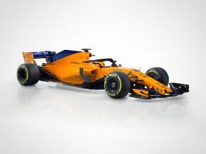 Formel 1 Neuer McLaren MCL33 F1 Saison 2018 Foto: © McLaren