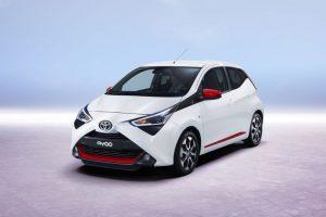 Neuer Toyota Aygo im X Design 2018 Foto: © Toyota