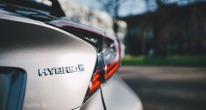 Toyota Hybrid Logo Foto: © Toyota