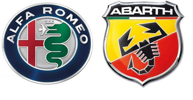 Alfa Romeo Abarth Logo © FCA
