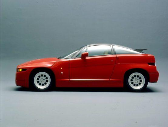 Alfa Romeo SZ 1989 © FCA