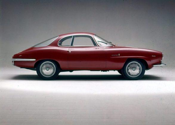 Alfa Romeo Giulia Sprint Speciale 1963