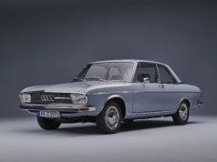 Audi 100 LS Drei Audi-Jubiläen bei der Techno Classica © Audi AG