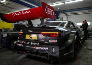 Audi RS 5 DTM 2018 Jamie Green DTM Test Vallelunga 2018 Foto: ©  Audi Communications Motorsport