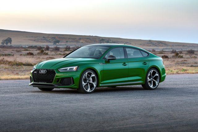 Audi RS 5 Sportback © Audi AG
