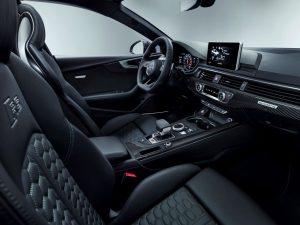 Audi RS 5 Sportback nnenraun- Interieur  © Audi AG
