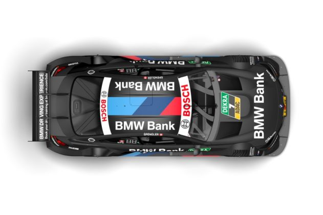 BMW Bank M4 DTM, Bruno Spengler