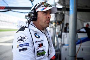 Daytona International Speedway, Daytona, FL (USA). Bill Auberlen (USA), No 25, BMW Team RLL, BMW M8 GTE. © BMW Motorsport