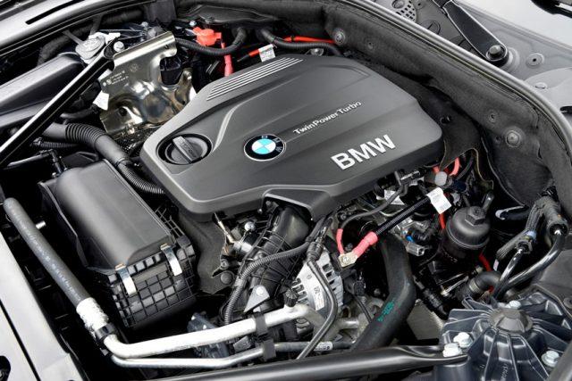 BMW Group mit Dieselversprechen © BMW
