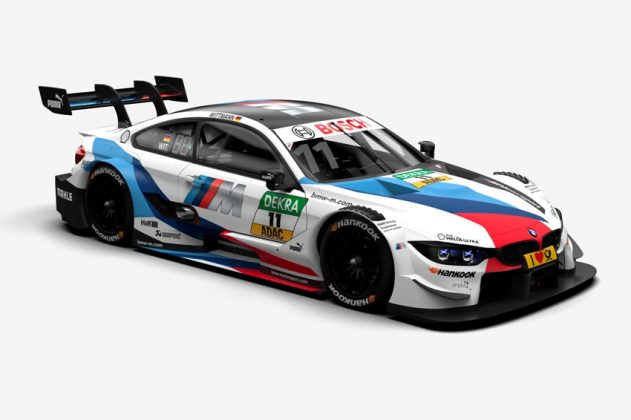 BMW Driving Experience M4 DTM, Marco Wittmann Foto: © BMW Motorsport BMW AG