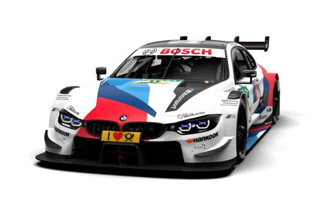 BMW Driving Experience M4 DTM, Marco Wittmann Foto: © BMW Motorsport BMW AG
