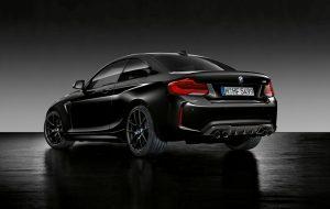 BMW M2 Coupé Edition Black Shadow Foto: © BMW AG