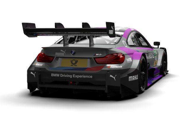 BMW M4 DTM, BMW LIFESTYLE, Puma, Joel Eriksson, Foto: © BMW Motorsport BMW AG