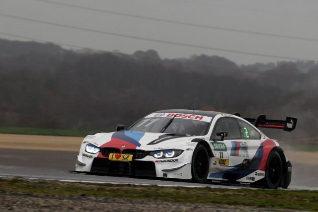 BMW M4 DTM Marco Wittmann (GER) Test in Vallelunga Foto: © BMW AG