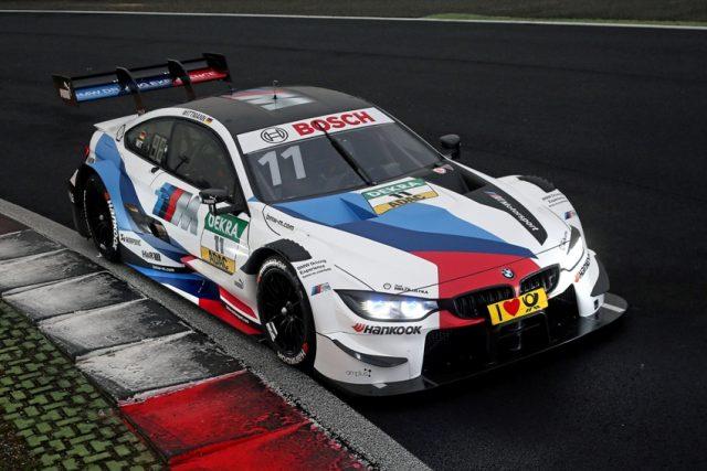 BMW M4 DTM 2018 BMW Driving Experience BMW M Motorsport Design, DTM 2018 Foto: © BMW Motorsport