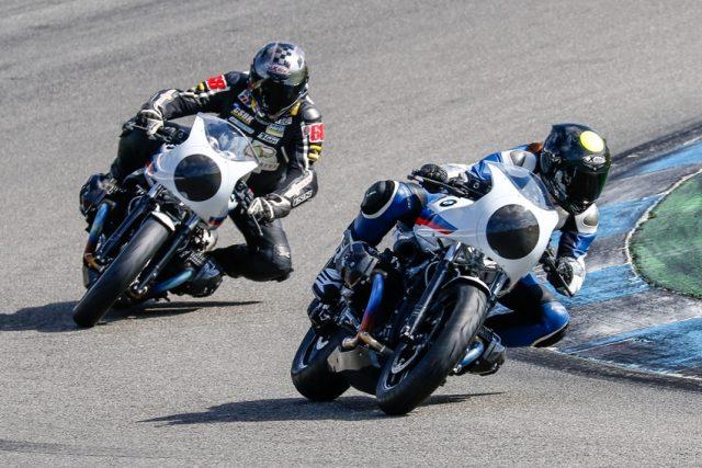 BMW Motorrad BoxerCup, BMW R nine T Racer © BMW AG
