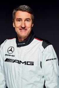 Mercedes-AMG Consumer Racing Bernd Schneider © Daimler AG