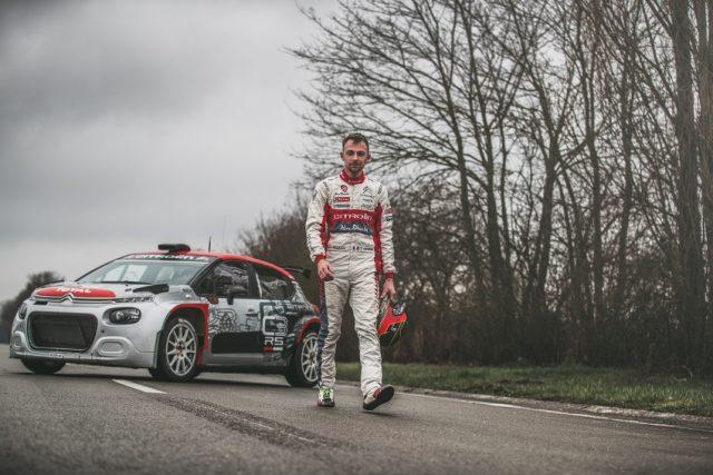 Rallye Debüt für den Citroen C3 R5 © Citroen Motorsport
