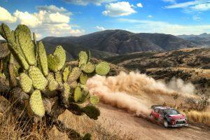Erfolgsduo Sébastien Loeb und Daniel Elena sein lang ersehntes WM-Comeback bei der Rallye Mexico Foto:© Citroen