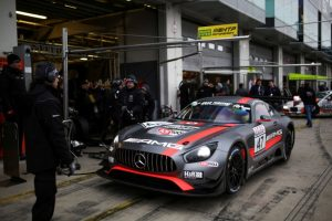 #47 Mercedes-AMG Team MANN-FILTER Mercedes-AMG GT3 © Daimler AG