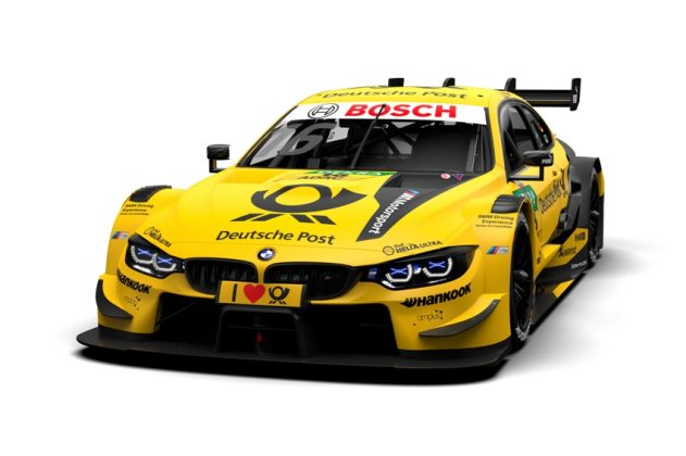 DEUTSCHE POST BMW M4 DTM, Timo Glock Foto:© BMW Motorsport BMW AG